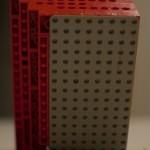 Lego iPhone Docking Station Back
