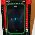 Lego iPhone Docking Station - Portrait