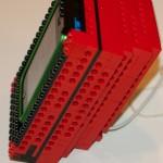 Lego iPhone Docking Station - Portrait (right side)/Landscape (Bottom)