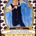 Sorcerers of the Magick Kingdom - Cast Member