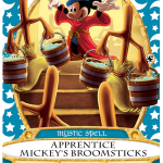 Sorcerers of the Magick Kingdom - 1 Sorcerer Mickey