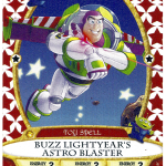 Sorcerers of the Magick Kingdom - 3 Buzz Lightyear