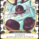 Sorcerers of the Magick Kingdom - 4 Doris