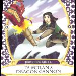 Sorcerers of the Magick Kingdom - 6 Mulan