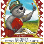 Sorcerers of the Magick Kingdom - 46 Gopher
