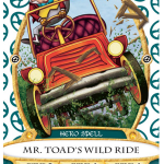 Sorcerers of the Magick Kingdom - 50 Mr Toad