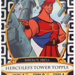 Sorcerers of the Magick Kingdom - 64 Hercules