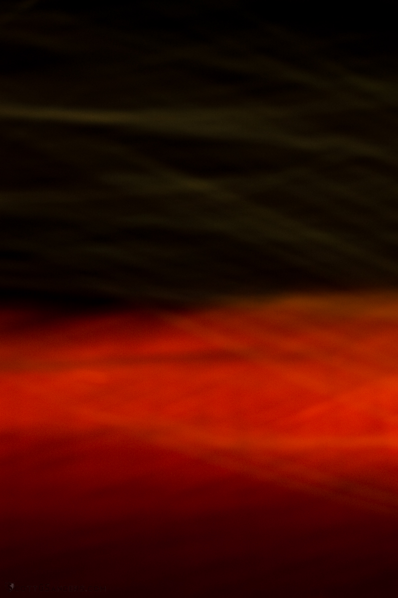 Abstract Spaceship Earth: Black|Red